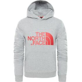The North Face Drew Peak - Couche intermédiaire Enfant - gris